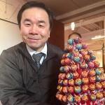 OJC山本真一郎先生率いるゴスペルクワイアによる、賛美と差し入れ!!
